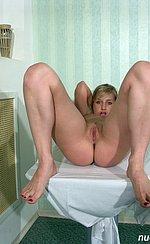 Nackt Gymnastik